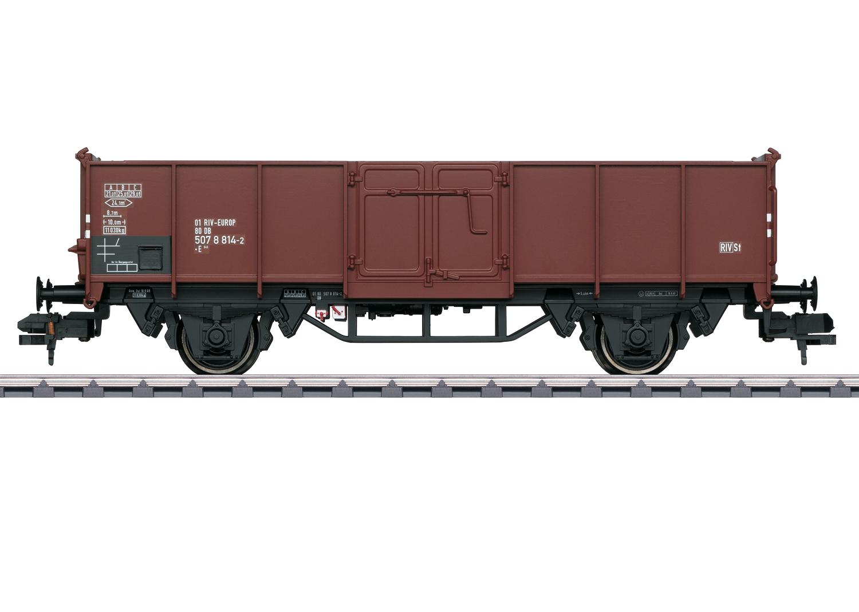 Type E 040 High Side Gondola