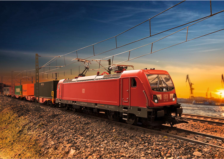 Class 187.1 Electric Locomotive
