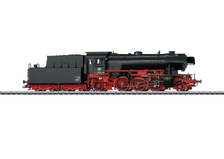 Dampflokomotive Baureihe 23.0