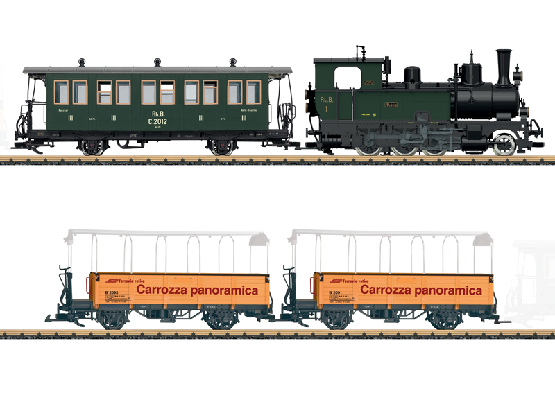 Anniversary Set for 125 Years of the Rhaetian Railroad