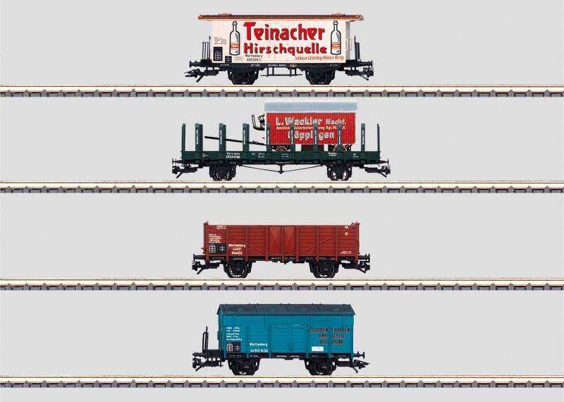 Württemberg Old-Timers Car Set.