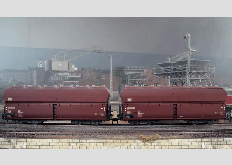 """Potash Transport 1"" Car Set."