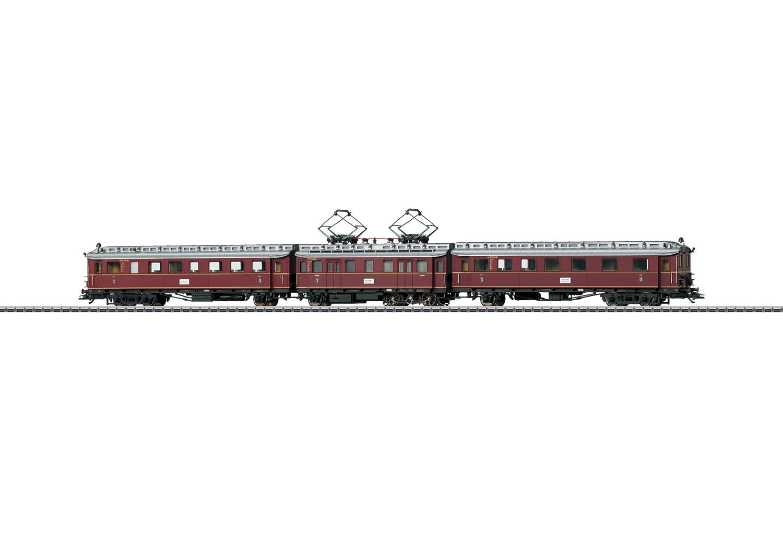 Class ET 87 Electric Powered Rail Car Train
