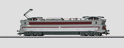 Locomotive électrique TEE.
