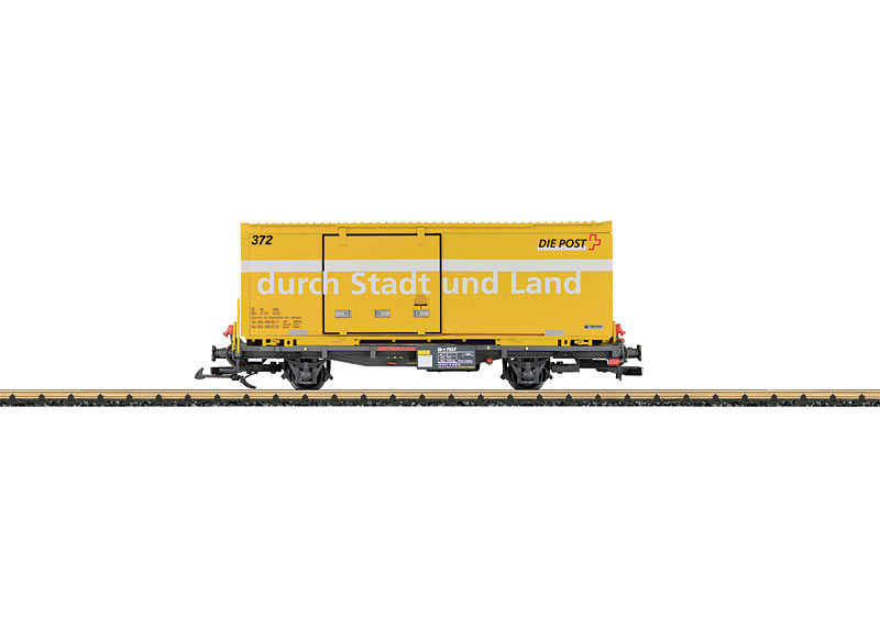 RhB Container Car