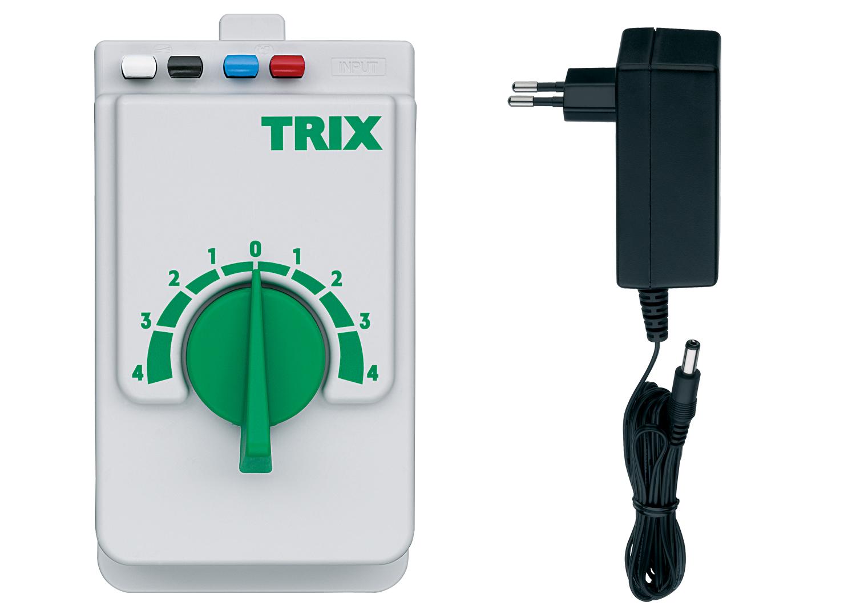 Trix Fahrgerät mit Stromversorgung 230 Volt