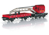 Fire Department Recovery Crane Car Set
