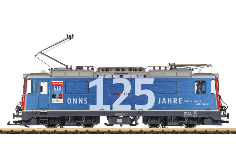 RhB Class Ge 4/4 II Electric Locomotive
