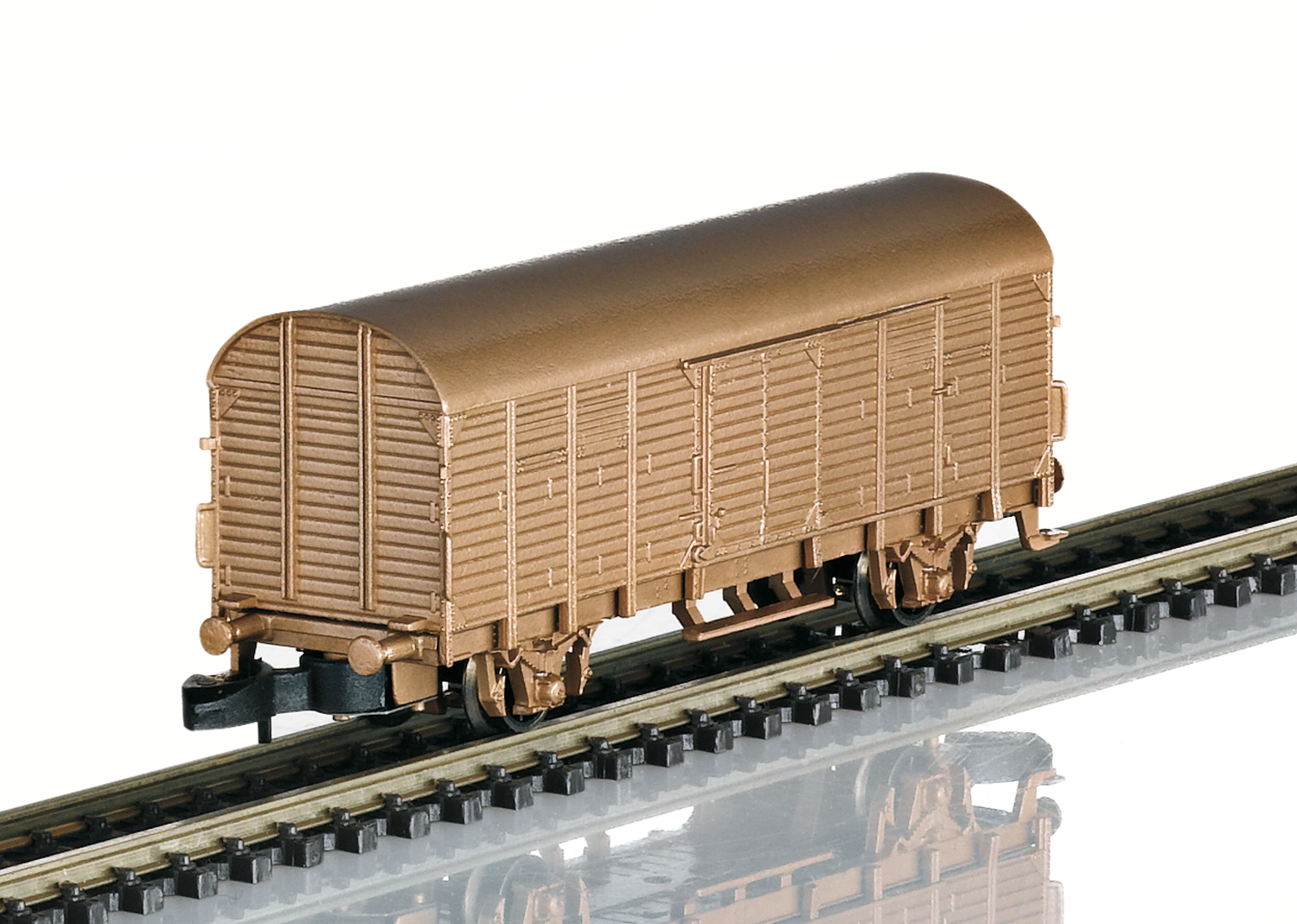 Type Gl Dresden Boxcar in Real Bronze