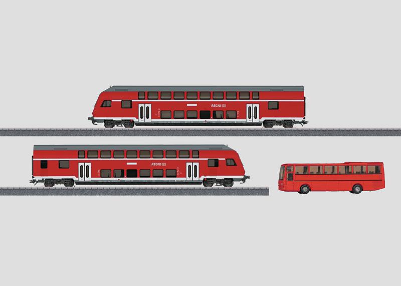 "Themen-Ergänzungspackung ""Regional-Express"""