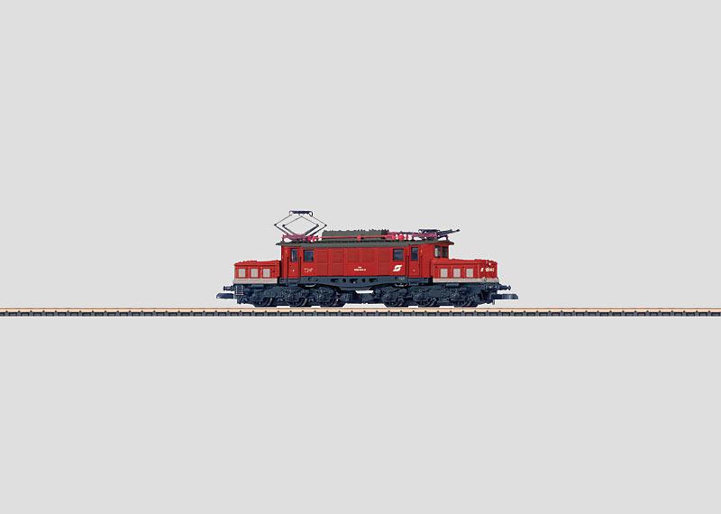 Heavy Electric Freight Locomotive.
