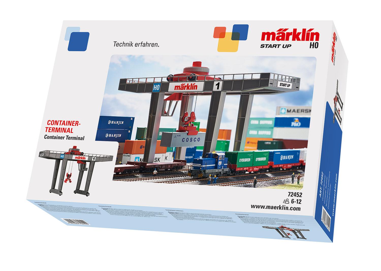 Märklin Start up – Containerterminal