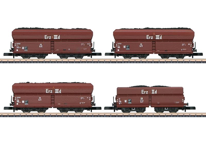 """Güterwagen-Set """"Kohlenverkehr"""""""