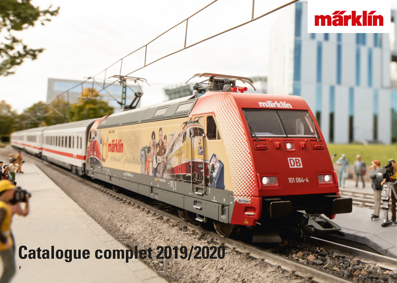 Märklin Catalog 2019/2020 FR