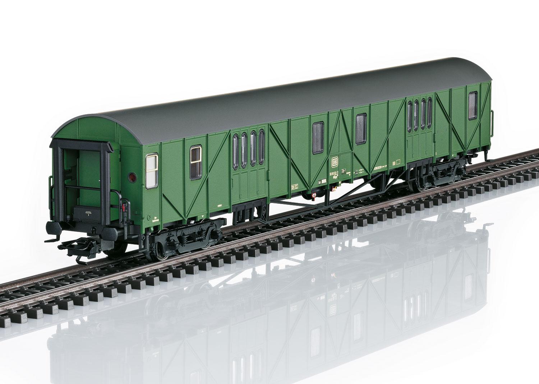 Express Freight Baggage Car Set, Type MDyg 986