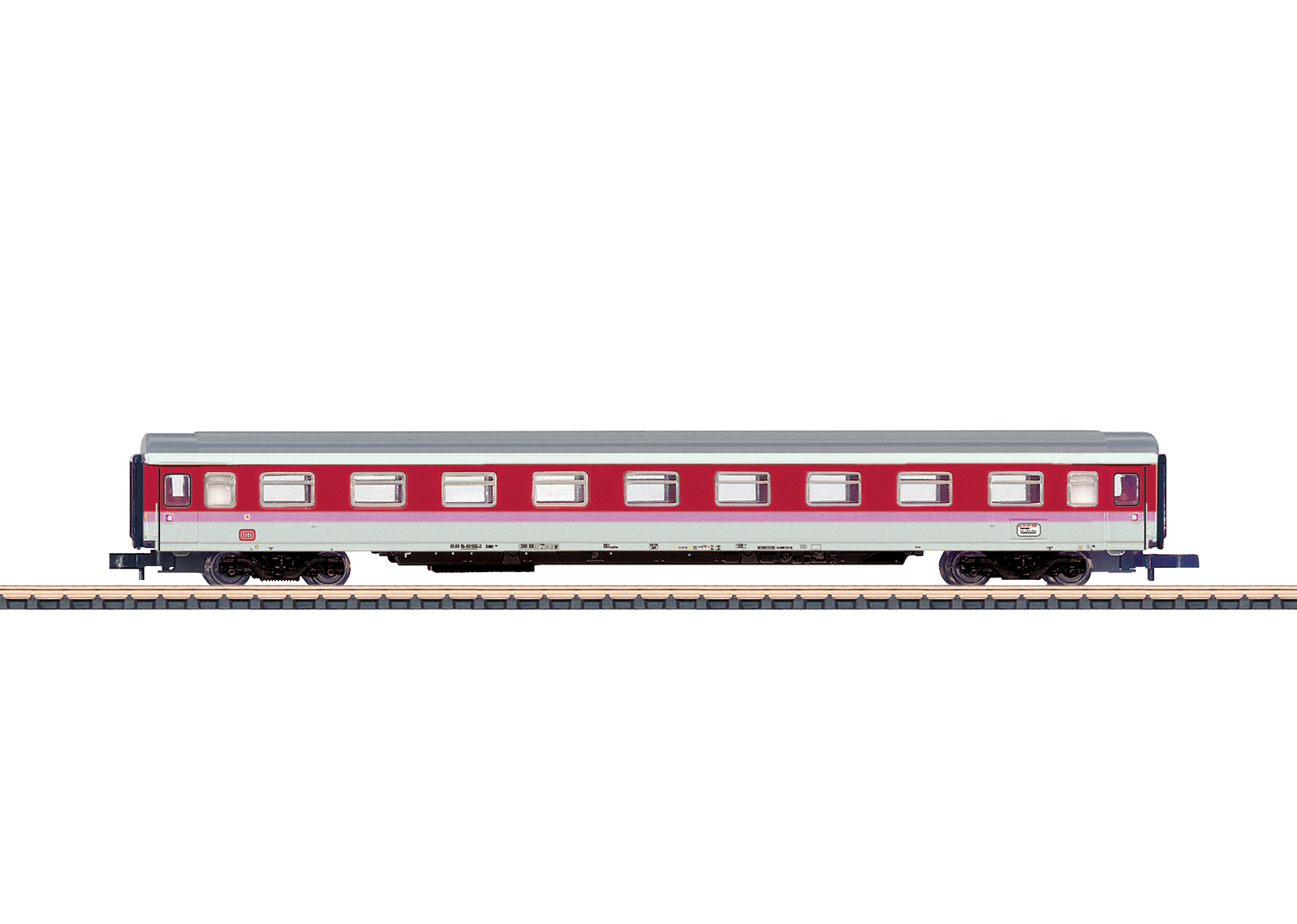 IC Compartment Car