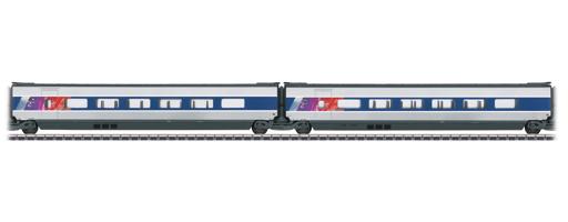 Coffret de complément 2 pour le TGV POS