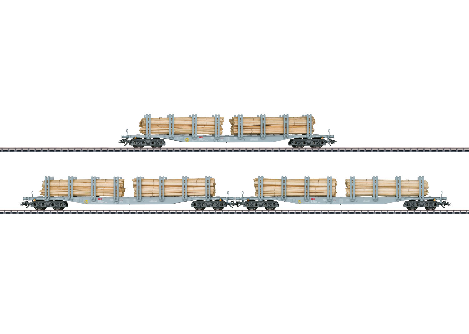 Set with 3 Type Snps Stake Cars