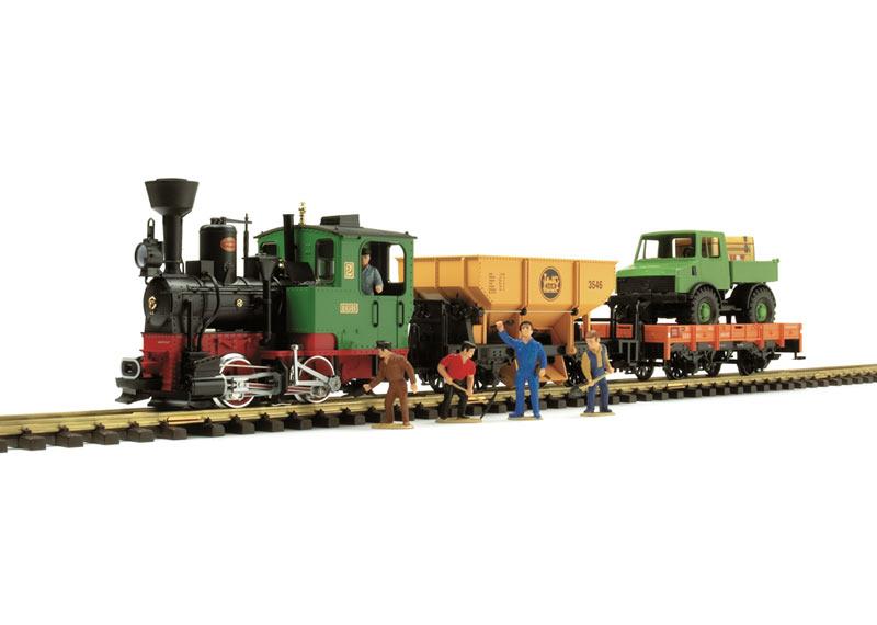 Güterzug Starter Set, Sound, 240 Volt