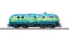 Class 218 Diesel Locomotive