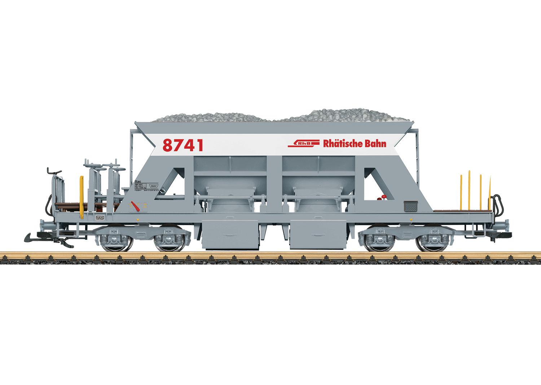 RhB Self-Unloading Hopper Car