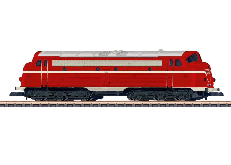 Class M61 Diesel Locomotive