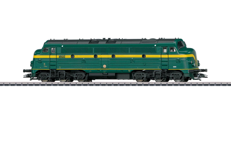 Diesellokomotive Serie 53