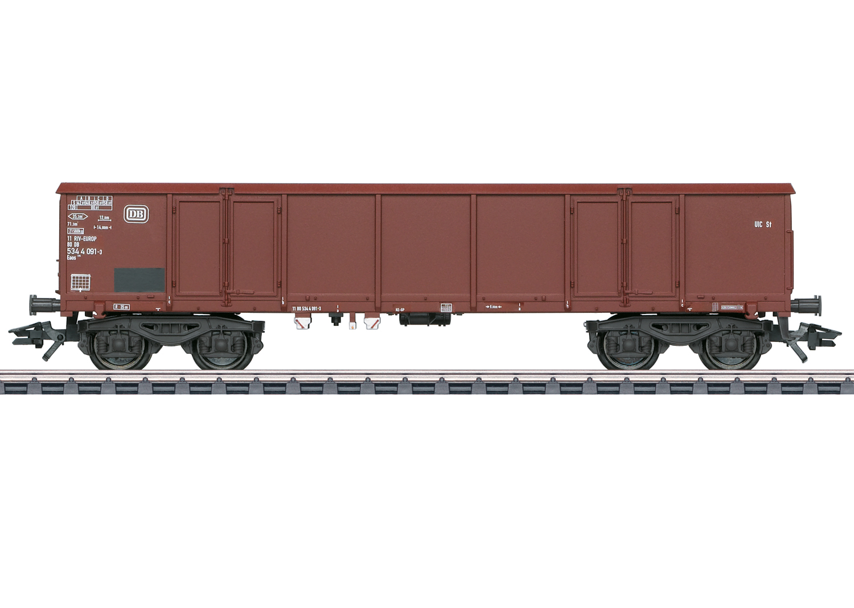 Offener Hochbordwagen Eaos 106