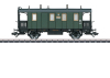 Type PPostL Postal and Baggage Car