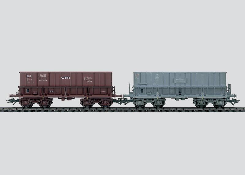 Erzwagen-Set