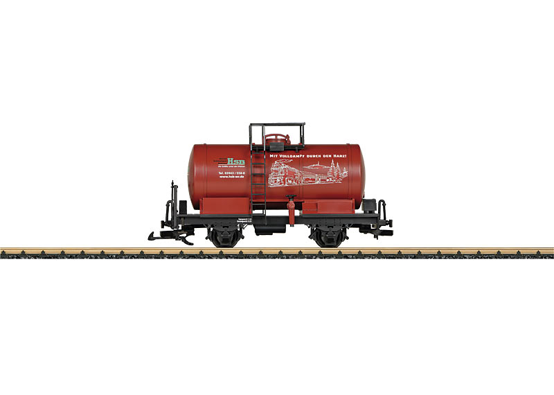 HSB Fire Extinguisher Water Car