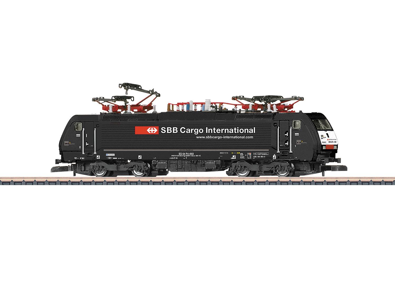 Type ES 64 F4 Electric Locomotive