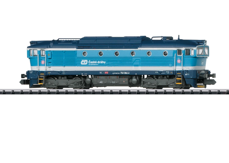 Diesellokomotive Reihe 754