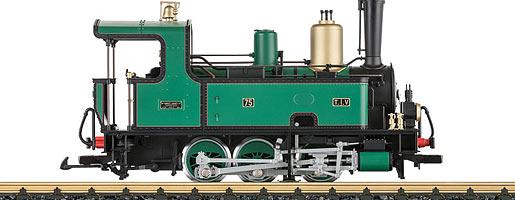 M.T.V. Dampflok 030T