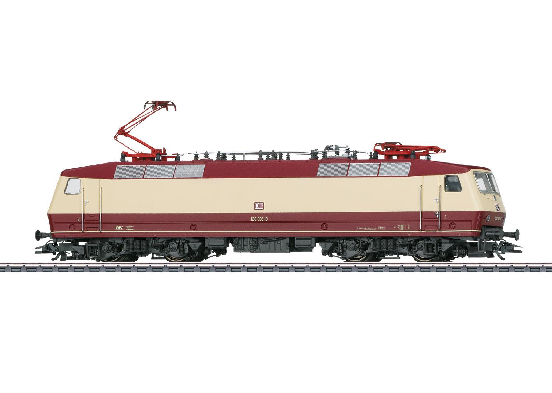 Class 120.0 Electric Locomotive.