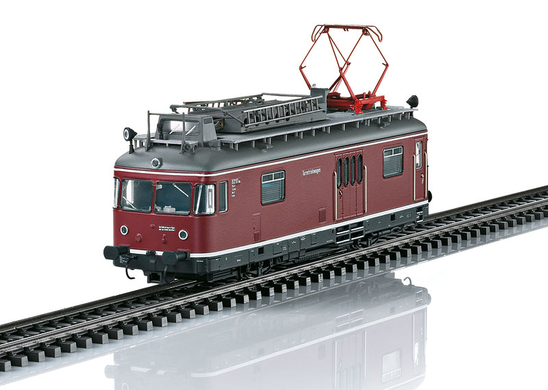 TVT Powered Catenary Maintenance Rail Car