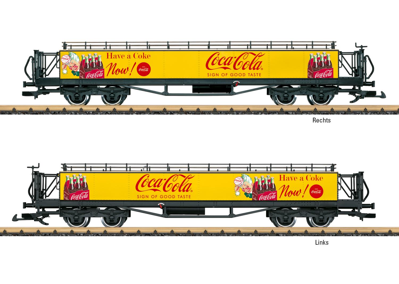 Coca-Cola® Observation Car