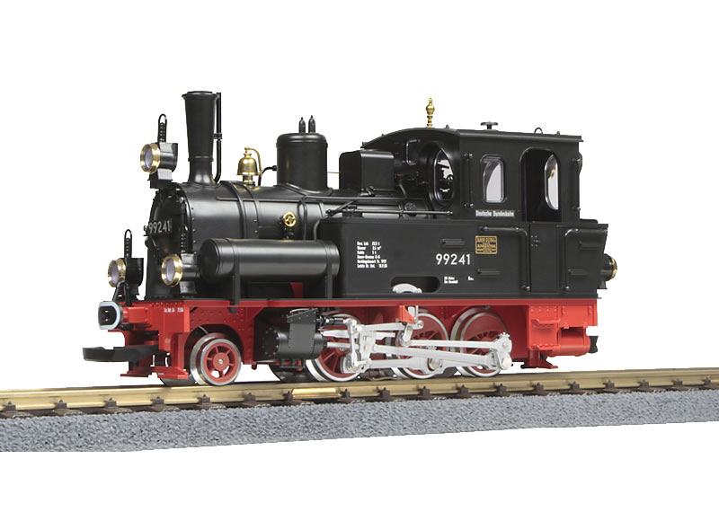 DB Dampflok 99241