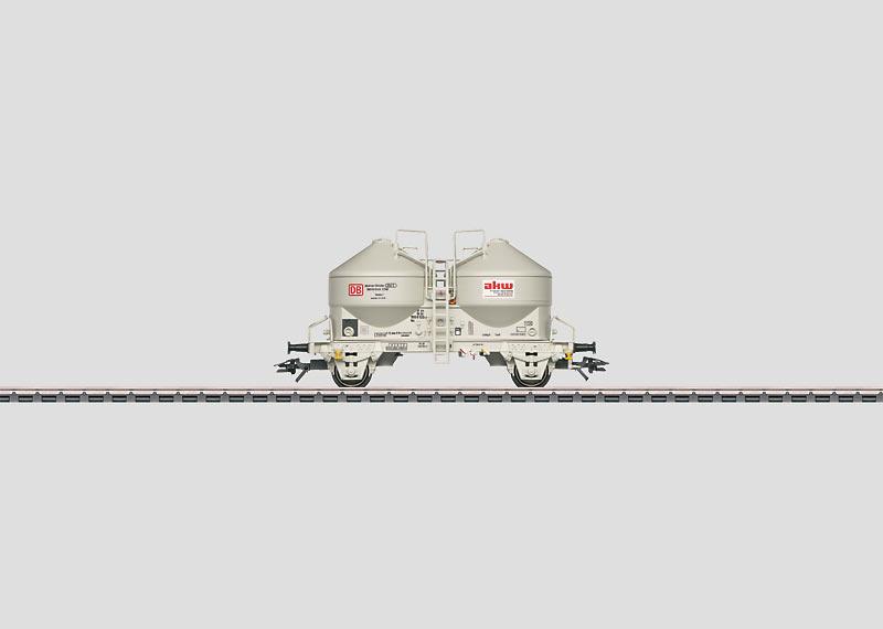 Powdered Freight Transport Car.