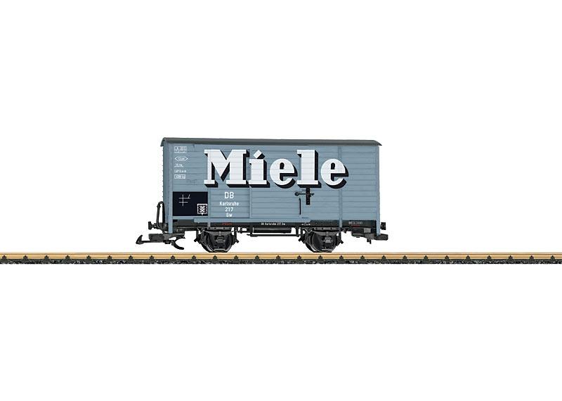 Ged. Güterwagen