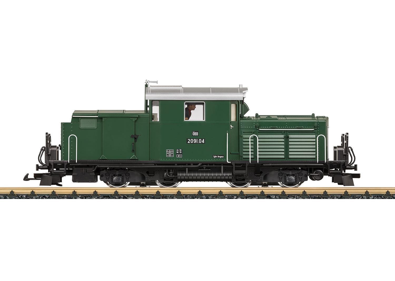 Dieselelektrische Lokomotive ÖBB