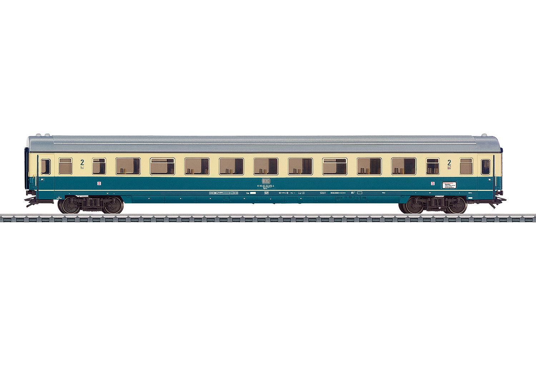IC Express Train Passenger Car