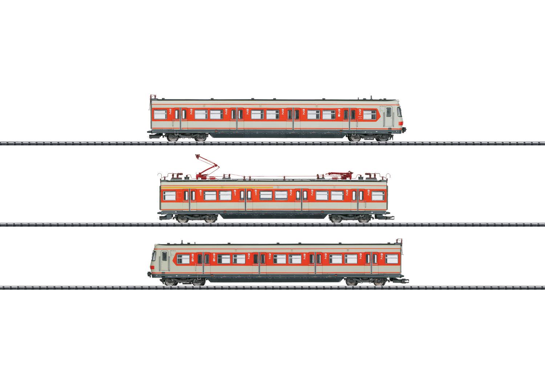S-Bahn Triebzug Baureihe 420