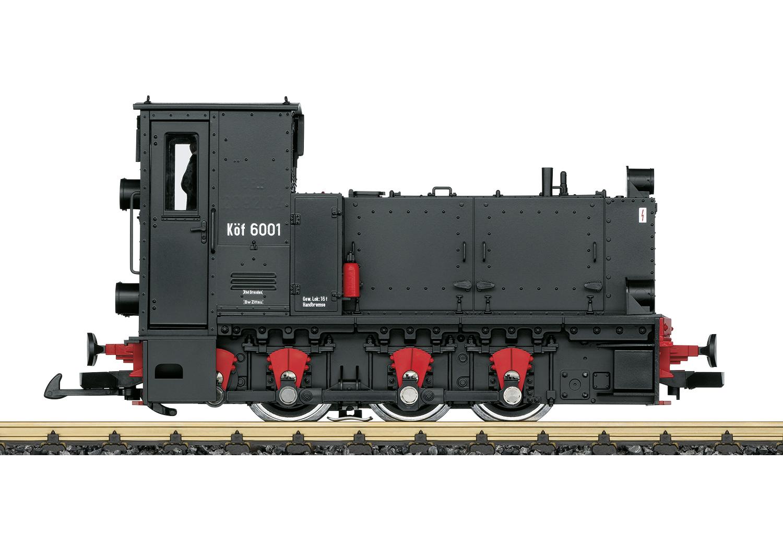 SOEG Diesel Locomotive, Road Number Köf 6001