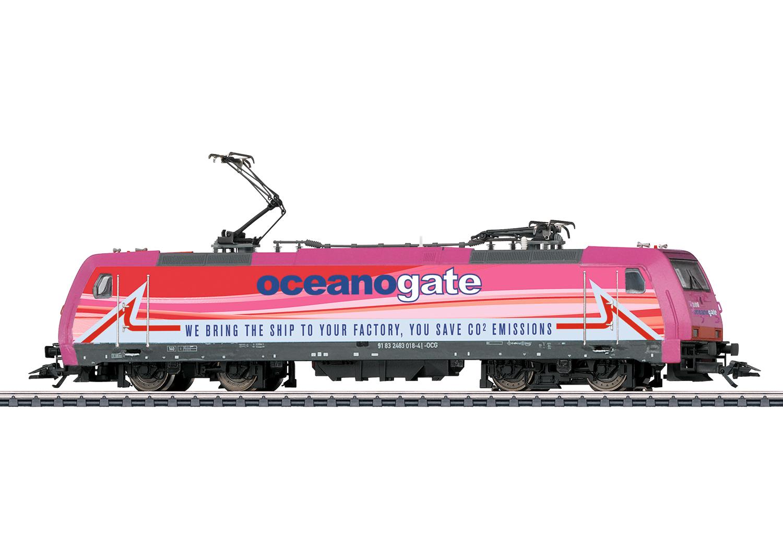 Class 483 Electric Locomotive
