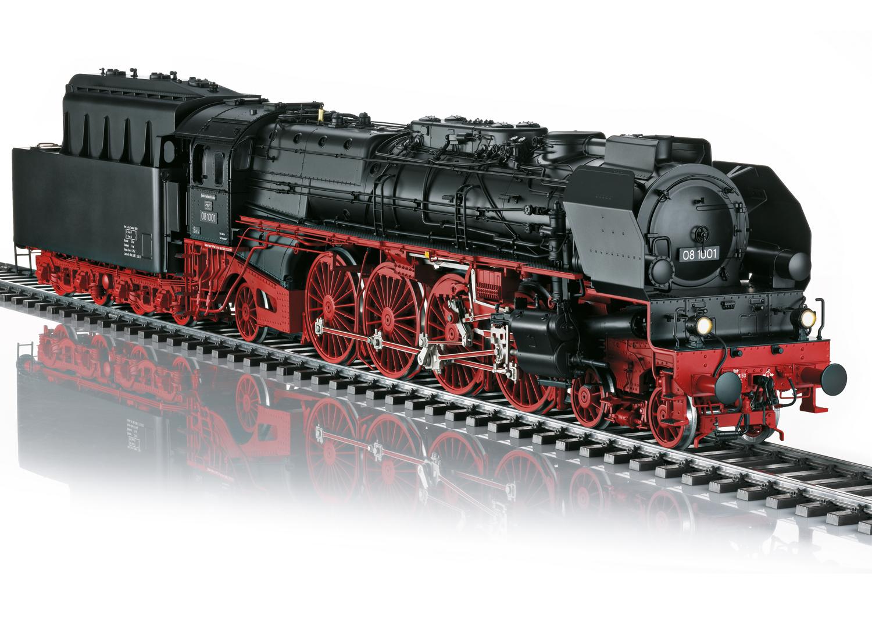 Class 08 Steam Locomotive
