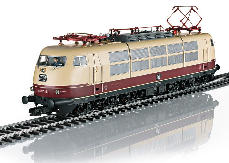 Elektrolokomotive Baureihe 103.1