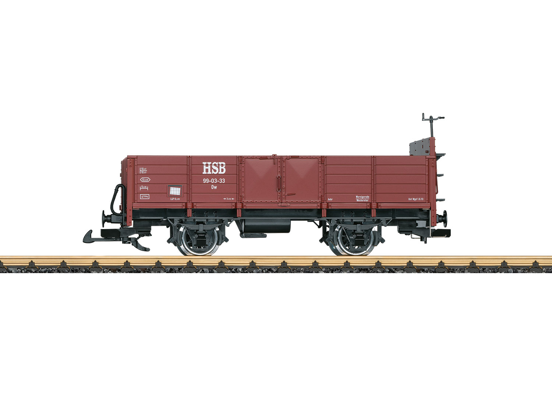 HSB offener Güterwagen Ow