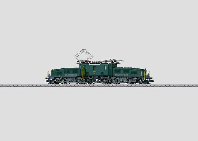 """Crocodile"" Electric Locomotive"