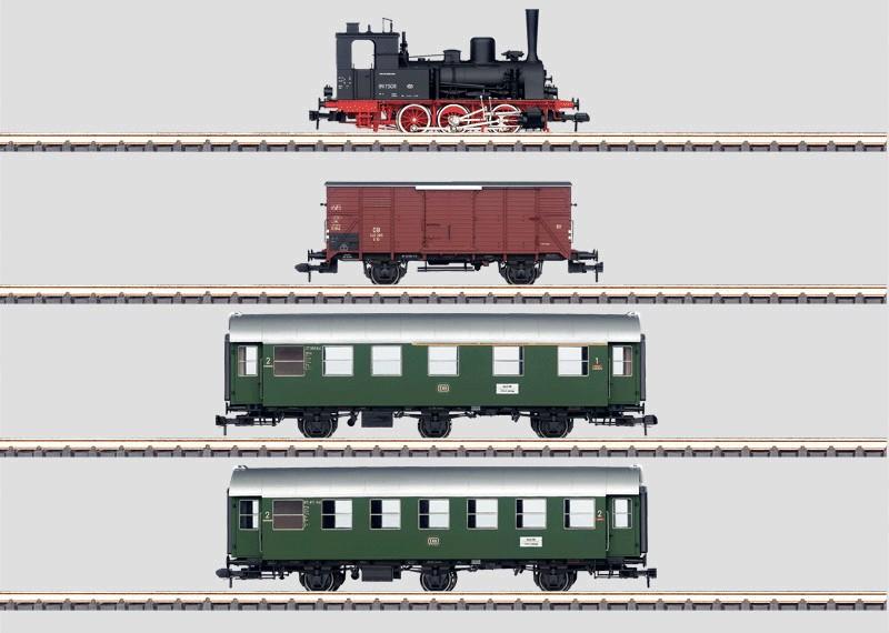 Branch Line Train.